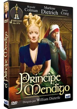 el principe mendigo (dvd)-8437005127487
