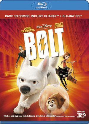 bolt (blu-ray 3d + blu-ray)-8717418310561