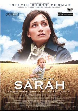 la llave de sarah (dvd)-8435153698385