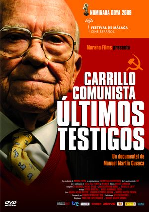 carrillo comunista. ultimos testigos (dvd)-8436022299771