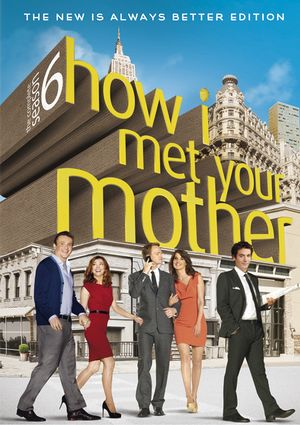 como conoci a vuestra madre: sexta temporada (dvd)-8420266958242