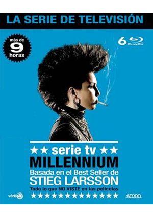 pack millennium: la serie de television (blu-ray)-8435153709739