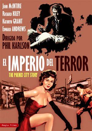 el imperio del terror (dvd)-8436037889882