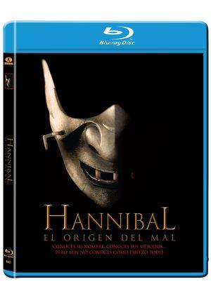 hannibal, el origen del mal (blu-ray)-8435175959952