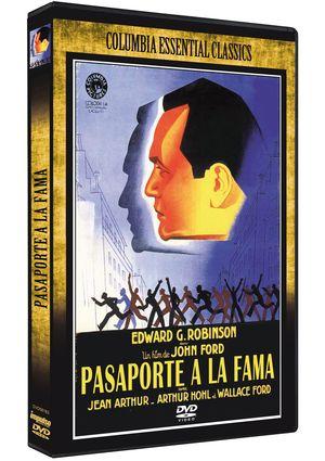 pasaporte a la fama (dvd)-8414533082501