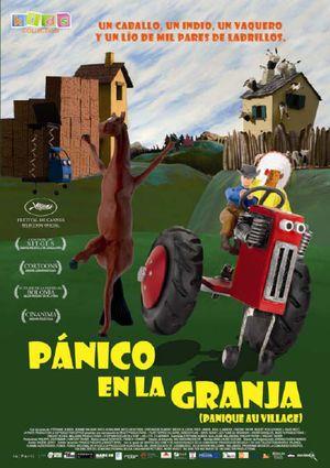 panico en la granja (dvd)-8435181702061