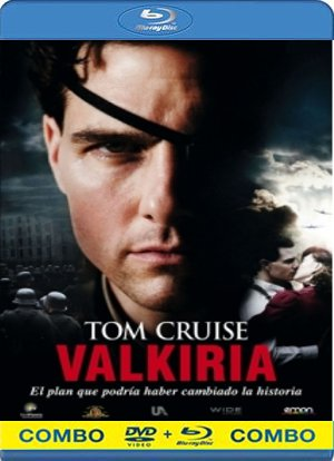 valkiria (combo blu-ray + dvd)-8435153719905