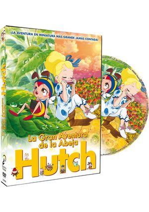 la gran aventura de la abeja hutch (dvd)-8414533082693