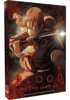 blood - el ultimo vampiro (dvd)-8414533082976