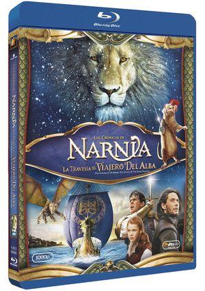 las cronicas de narnia 3: la travesia del viajero del alba (blu-r-8420266962461