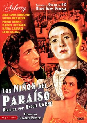 los niños del paraiso (dvd)-8436541000667