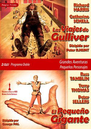 programa doble grandes aventuras pequeños personajes (los viajes-8436037888908