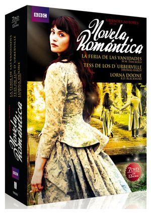 grandes autores de la novela romantica (dvd)-8436022302266