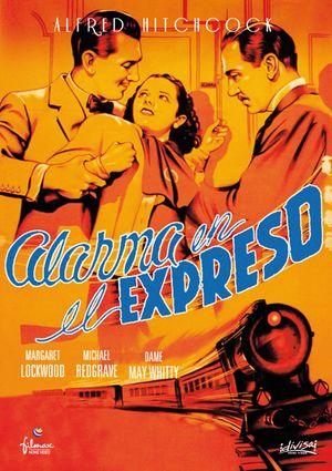 alarma en el expreso (dvd)-8421394538382