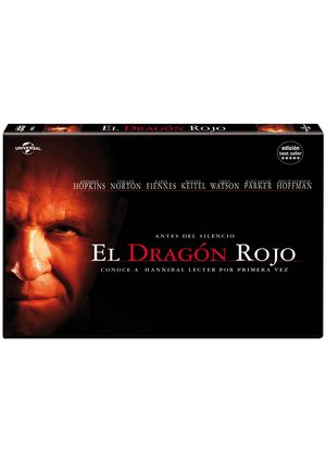 el dragon rojo: edicion horizontal (dvd)-8414906720887