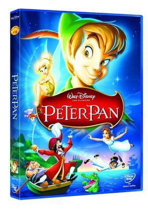 peter pan: edicion especial (dvd)-8717418372118