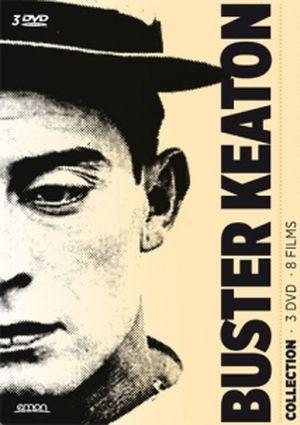 buster keaton (dvd)-8435153723834