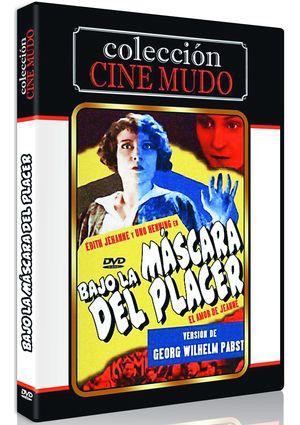 bajo la mascara del placer (dvd)-8436022305861