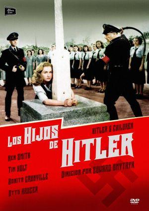 los hijos de hitler (dvd)-8436541003088