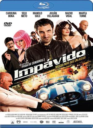 impavido (blu-ray)-8435153728976
