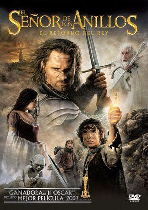 el señor de los anillos. el retorno del rey: edicion cinematograf-8435175963171