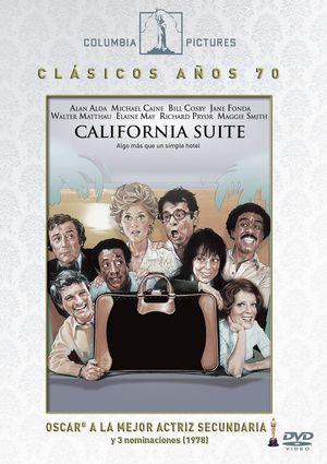 california suite (dvd)-8414533087292