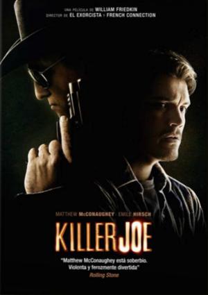 killer joe (dvd)-8435175963591