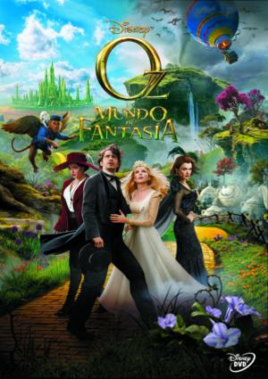 oz, un mundo de fantasia (dvd)-8717418385453