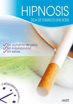 hipnosis. deja de fumar en una hora (dvd)-8421394540170