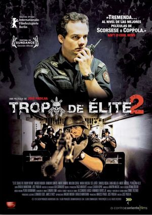 tropa de elite 2 (dvd)-8436535542128