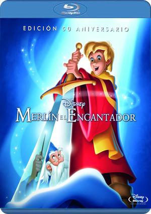 merlin el encantador (blu-ray)-8717418164812