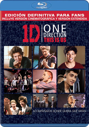 one direction: this is us (blu-ray)-8414533089913