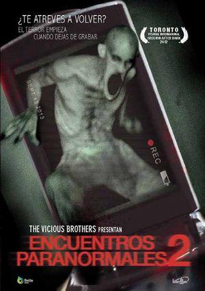 encuentros paranormales 2 (dvd)-8437010735592