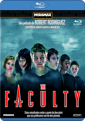 the faculty (blu-ray)-8435153740732