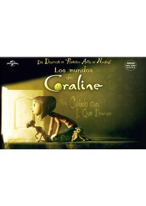 los mundos de coraline: ed.horizontal (dvd)-8414906211774