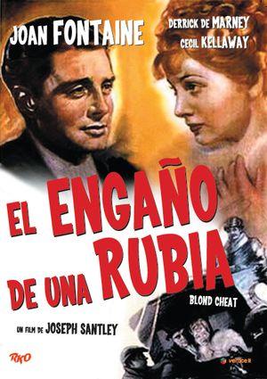 filmoteca rko: el engaño de una rubia (dvd)-8420172062279