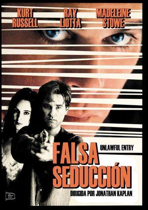 falsa seduccion (dvd)-8436541007826