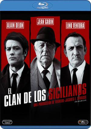 el clan de los sicilianos (blu-ray)-8420266970831