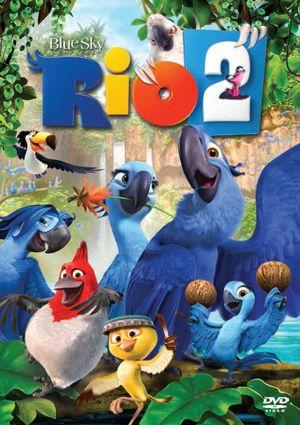 rio 2 (dvd)-8420266970978