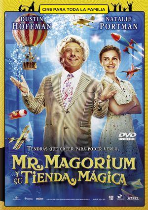 mr. magorium y su tienda magica (dvd)-8435153745737