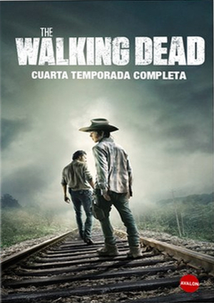 THE WALKING DEAD: TEMPORADA 4 (DVD) de Frank Darabont ...
