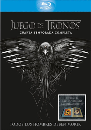 juego de tronos: temporada 4 (blu-ray)-5051893201376