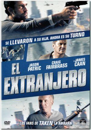 el extranjero (dvd)-8414906800169
