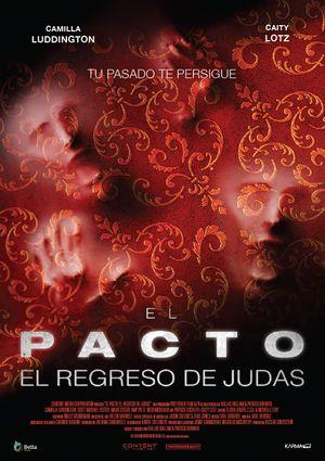 el pacto, el regreso de judas (dvd)-8437010736810