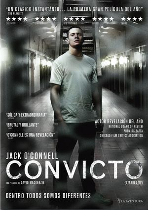 convicto (dvd)-8435175967995