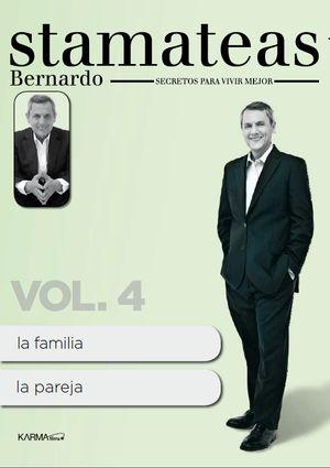 bernardo stamateas. secretos para vivir mejor vol.4 (dvd)-8437010737121