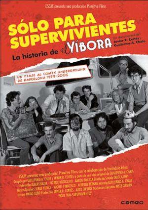 solo para supervivientes  (la historia de el vibora) (dvd)-8436540907561