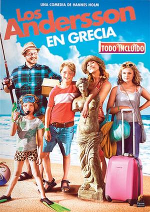 los andersson en grecia (dvd)-8436022321373