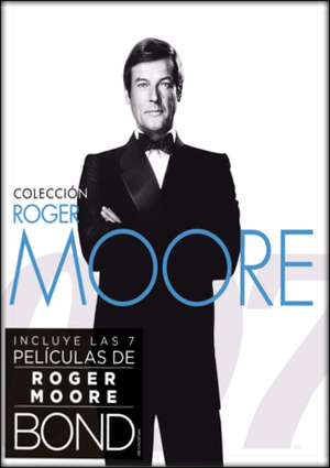 bond: roger moore collection (blu-ray)-8420266975119