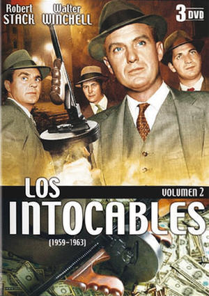los intocables volumen 2 (dvd)-8436022323179